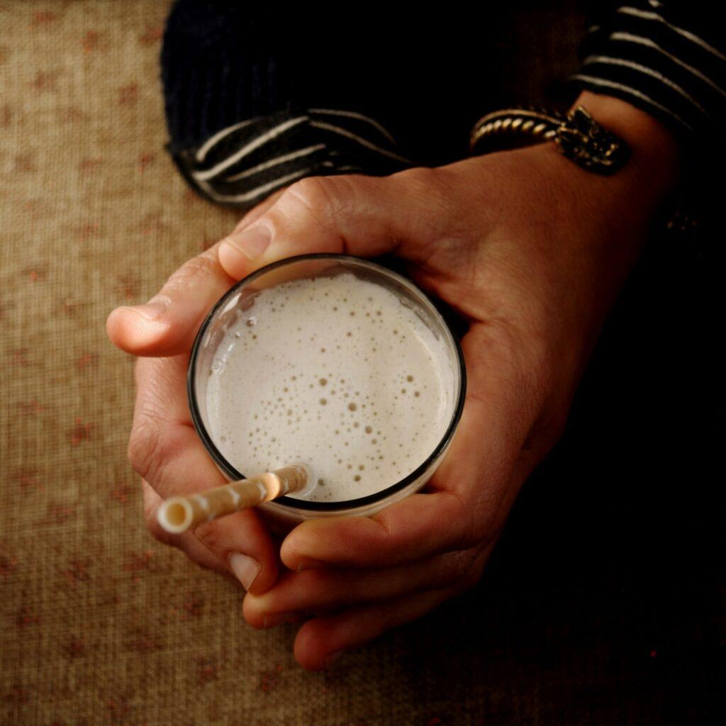 Bebida de nueces